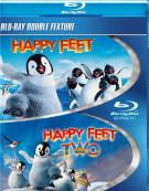 Happy Feet / Happy Feet Two (Double Feature) Blu-ray