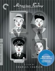 Monsieur Verdoux: The Criterion Collection Blu-ray
