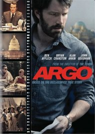 Argo (DVD + UltraViolet) Movie