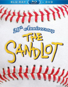 Sandlot, The: 20th Anniversary Edition (Blu-ray + DVD Combo) Blu-ray