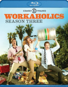 Workaholics: Season Three Blu-ray