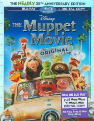 Muppet Movie, The: The Nearly 35th Anniversary Edition (Blu-ray + Digital Copy) Blu-ray