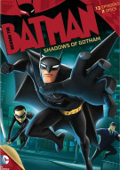 Beware The Batman: Shadows Of Gotham - Season 1 Part 1 Movie