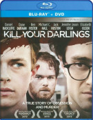 Kill Your Darlings (Blu-ray + DVD Combo) Blu-ray