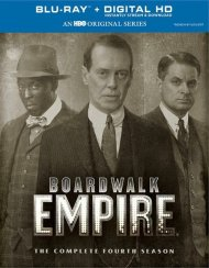 Boardwalk Empire: The Complete Fourth Season (Blu-ray + DVD + UltraViolet) Blu-ray