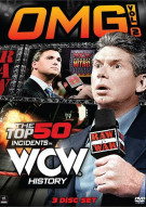 WWE: OMG! The Top 50 Incidents In WCW History - Volume 2 Movie