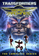 Transformers: Beast Machines - The Complete Series Movie