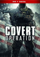 Covert Operation (DVD + UltraViolet) Movie