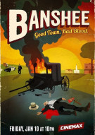 Banshee: The Complete Second Season Movie