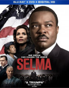 Selma (Blu-ray + DVD + Ultra Violet) Blu-ray