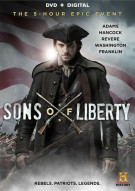 Sons Of Liberty (DVD + UltraViolet) Movie