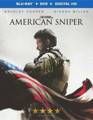 American Sniper (Blu-ray + DVD + UltraViolet) Blu-ray