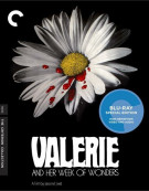 Valerie And Her Week Of Wonders: The Criterion Collection Blu-ray