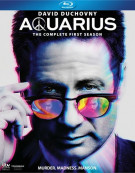 Aquarius: The Complete First Season Blu-ray