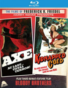 Axe / Kidnapped Coed (Blu-ray + CD Combo) Blu-ray