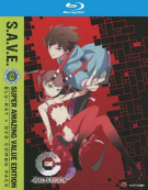C-CONTROL-COMPLETE SERIES-S.A.V.E. (BLU-RAY/DVD COMBOPACK) Blu-ray
