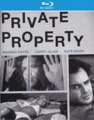 Private Property (Blu-ray + DVD Combo) Blu-ray
