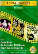 Horror Classics: Triple Feature - Volume 13 Movie