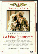 Pergolesi: Lo Frate nnamorato Movie