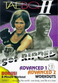 Tae Bo II: Get Ripped - Advanced 1 & Advanced 2 Workouts Movie