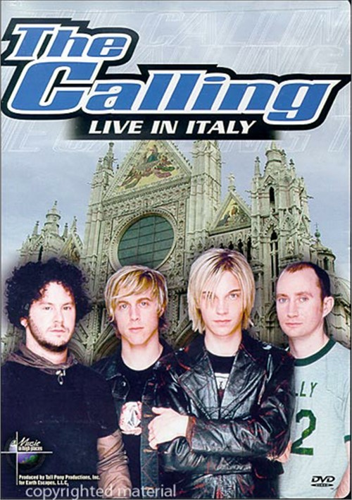 Calling, The: Live In Italy Movie