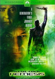 Star Trek: Nemesis (Widescreen) Movie