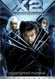 X2: X-Men United - 2 Disc Edition (Widescreen) Movie