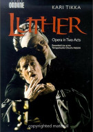 Luther: Opera In Two Acts Movie