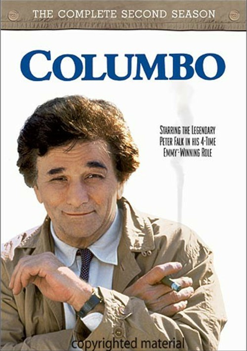 Columbo: The Complete Second Season Movie