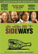 Sideways (Widescreen) Movie