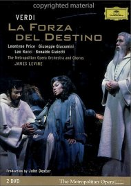 Verdi: La Forza Del Destino - Levine Movie