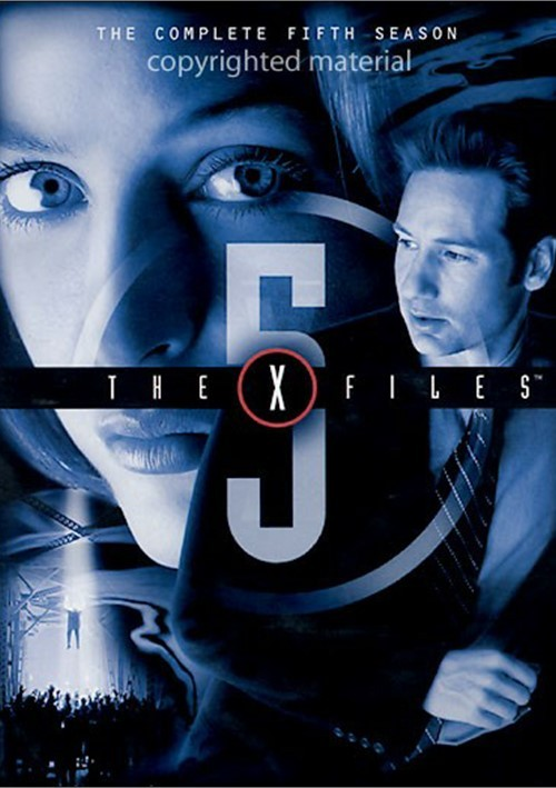 X-Files, The: The Complete Fifth Season (Repackaged) Movie