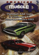 American Muscle Car: Plymouth AAR Cuda & Challenger TA / American Motors AMX Movie