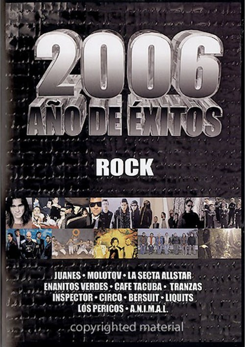 2006 Ano De Exitos: Rock Movie
