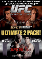 UFC 2 Pack: UFC 49 & UFC 50  Movie