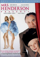 Mrs. Henderson Presents (Fullscreen) Movie