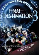 Final Destination 3: 2 Disc Thrill Ride Edition (Fullscreen) Movie