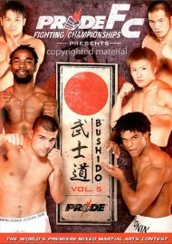 Pride FC: Bushido Volume 5 Movie