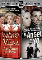 Los Valses Venian De Viena Y Los Ninos De Paris / El Angel Y Yo (Double Feature) Movie