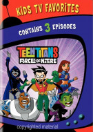 Teen Titans:  Of Nature Movie