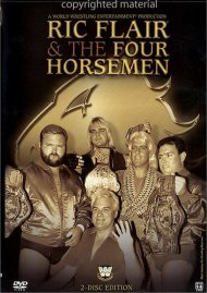 WWE: Ric Flair And The Four Horsemen Movie