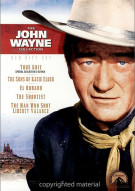 John Wayne Collection, The: DVD Gift Set Movie