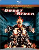 Ghost Rider: Extended Cut Blu-ray