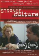 Strange Culture Movie