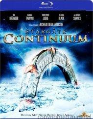 Stargate: Continuum Blu-ray