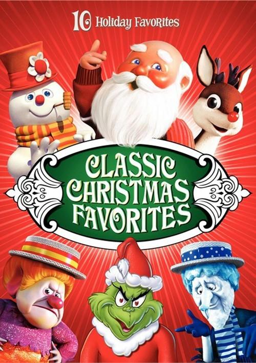 Classic Christmas Favorites Dvd Dvd Empire