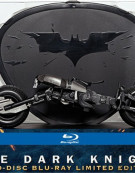 Dark Knight, The: Two-Disc Limited Edition (Batpod Case) Blu-ray