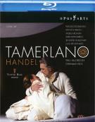 Handel: Tamerlano Blu-ray