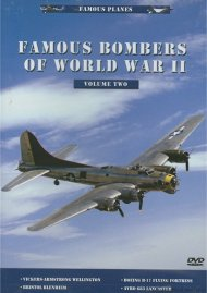 Famous Planes: Famous Bombers Of World War II - Volume 2 Movie