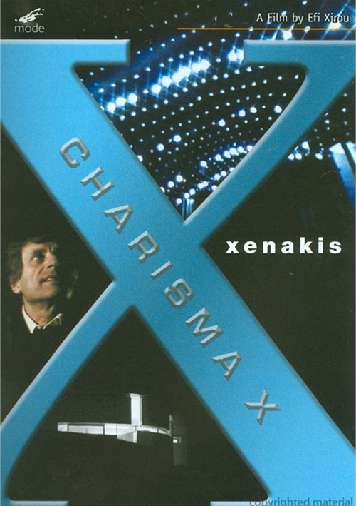 Iannis Xenakis: Charisma X Movie